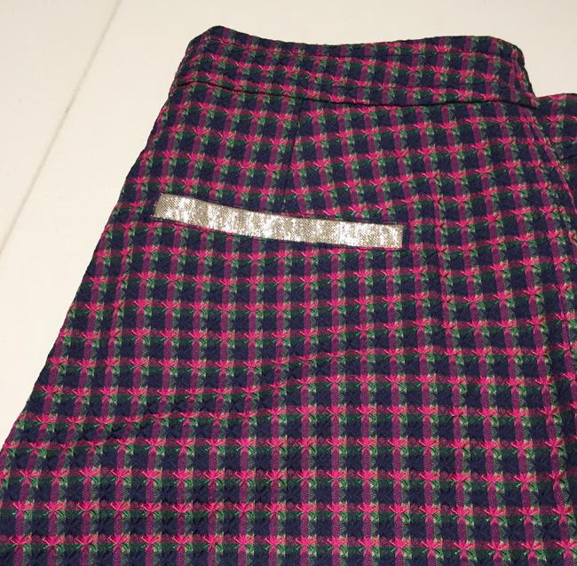 Marc by Marc Jacobs Straight Pants Purple and blue Image 1