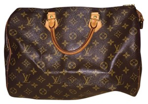 Louis Vuitton Satchel in LV Monogram