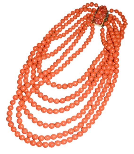 Red Necklace Image 1