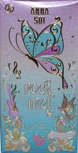 Anna Sui Anna Sui Rock Me! Eau de Toilette EDT Fragrance Sample For Women