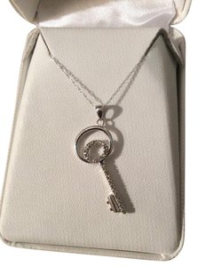 Kay Jewelers Diamond key 10k white gold