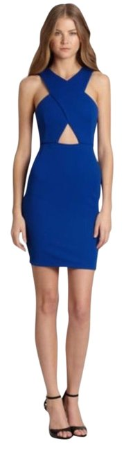Item - Blue Angelica Above Knee Night Out Dress Size 4 (S)