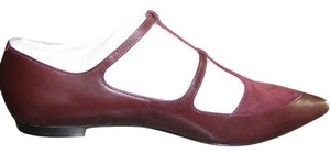 Marc Fisher Size 9 Maroon Flats