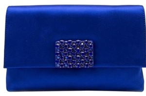 Kate Spade Blue French Navy Clutch