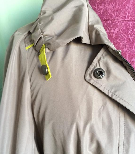 The Limited Beige w/Yellow Trim Jacket