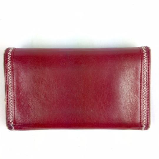 Chanel East West Leather Wallet Image 4