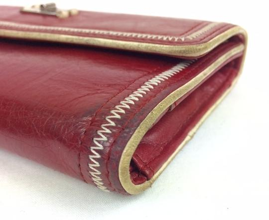 Chanel East West Leather Wallet Image 8
