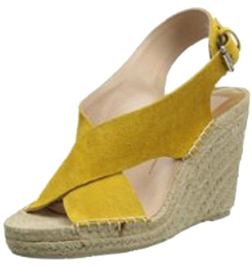 DV by Dolce Vita Yellow Wedges