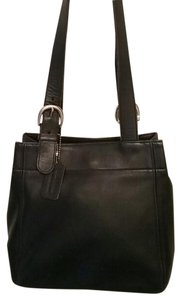 Coach Vintage Genuine Leather Shoulder Bag
