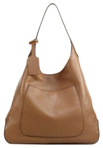 Prada Hobo Deerskin Made In Italy Shoulder Bag