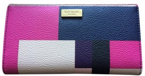 Kate Spade Grant Street Grainy Vinyl Stacy Wallet