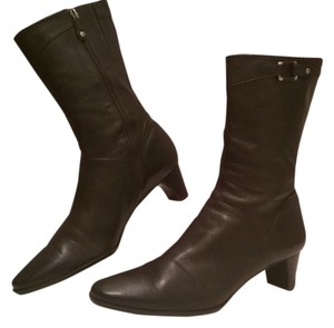 Cole Haan Chocolate Brown Boots