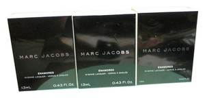 Marc Jacobs Three 3 Marc Jacobs Enamored Hi Shine Nail Polish New! In Box.