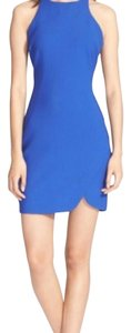 Elizabeth and James short dress Cobalt blue on Tradesy