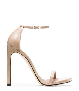 Stuart Weitzman Nudist Adobe Sandals