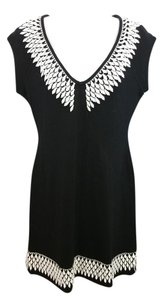 Yoana Baraschi short dress Black Knit on Tradesy