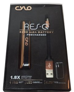 CYLO CYLO RES-Q 3200 mAh BATTERY - UNIVERSAL NEW