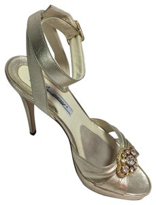 Brian Atwood Gold Platforms