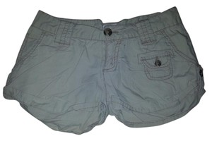 Mossimo Supply Co. Mini/Short Shorts Tan