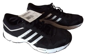 adidas Marthon 10 Running Womens G99206 Black and white Athletic