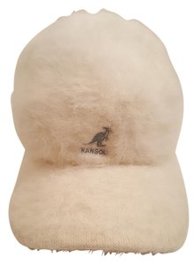 Kangol Cream Furgora Stretch Baseball Space Cap S/M