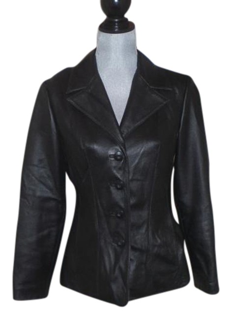Preload https://img-static.tradesy.com/item/19846413/wilson-black-maxima-four-buttons-soft-leather-jacket-size-6-s-0-2-650-650.jpg