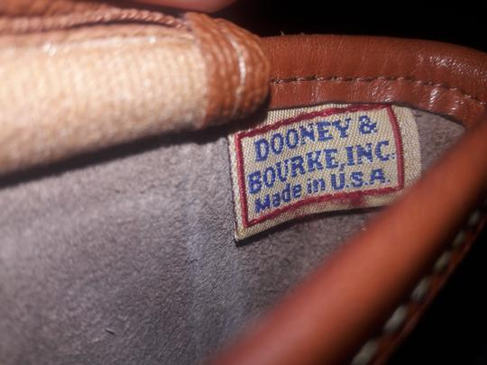 Dooney & Bourke Leather Saddle Cross Body Bag Image 5