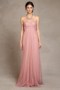 Jenny Yoo Begonia Pink Willow Dress
