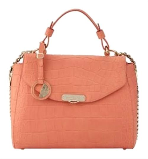 Preload https://img-static.tradesy.com/item/19846485/versace-collection-large-coral-crocodile-embossed-leather-satchel-0-4-540-540.jpg