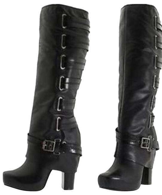 Item - Black Gilly Boots/Booties Size US 9.5 Regular (M, B)