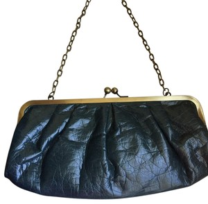 Chinese Laundry Dark Green Clutch