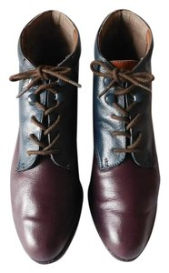 Other Blue - Burgundy - Brown Boots
