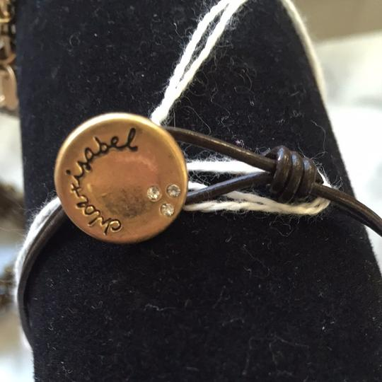 Chloe + Isabel Feather 12k Gold Plated