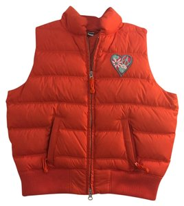 Lucky Brand Puffy Down Filled Vest