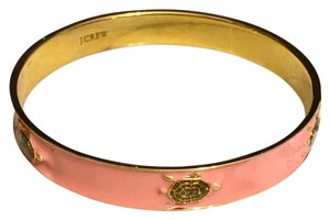 J.Crew J.crew New With Tags Enamel Bangle Bracelet Gold Tone