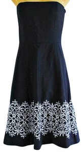 Ann Taylor LOFT Embroidered Dress