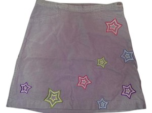 Talbots Talbot Kids Purple Skirt Lilac with colorful stars