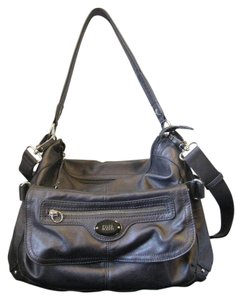 Tyler Rodan Satchel in Mica Brown