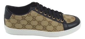 Gucci Sneakers Gg Atheletic Brown and Black Athletic