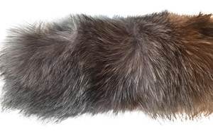 Collection FiftyNine Fur Headband and Fur Scarf