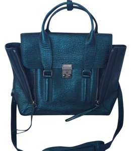 3.1 Phillip Lim Satchel in Navy