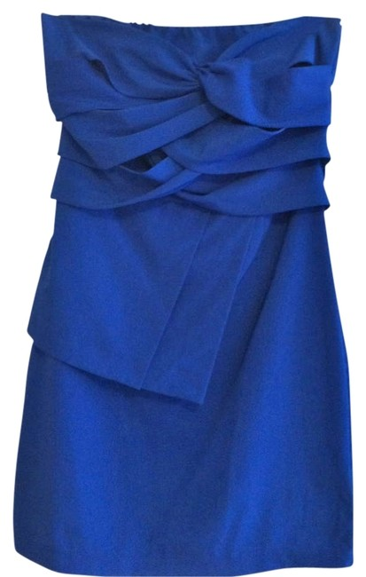 Preload https://img-static.tradesy.com/item/198479/ya-los-angeles-royal-blue-mini-cocktail-dress-size-4-s-0-0-650-650.jpg