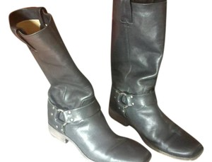 Frye Cool Girl Chic Staple Good Quality black Boots