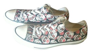 Converse Funky Unique Skulls Cool multi Athletic