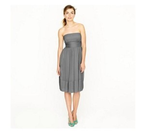 J.Crew Graphite Juliet Dress Dress