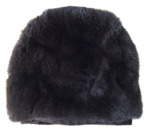Barneys New York Barneys Fur Sock Hat