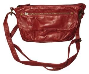 Bueno Collection Leather Shoulder Bag