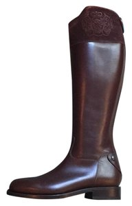 Alberto Fasciani Chocolate Brown Boots