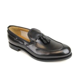 Gucci Leather Dress Shoes Loafer W/tassel Gucci 11.5/ Us 12.5 309016 1000