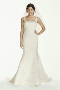David's Bridal Js3778 Wedding Dress